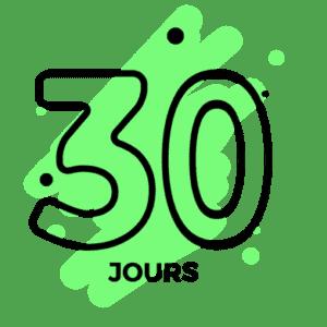 Pass 30 jours